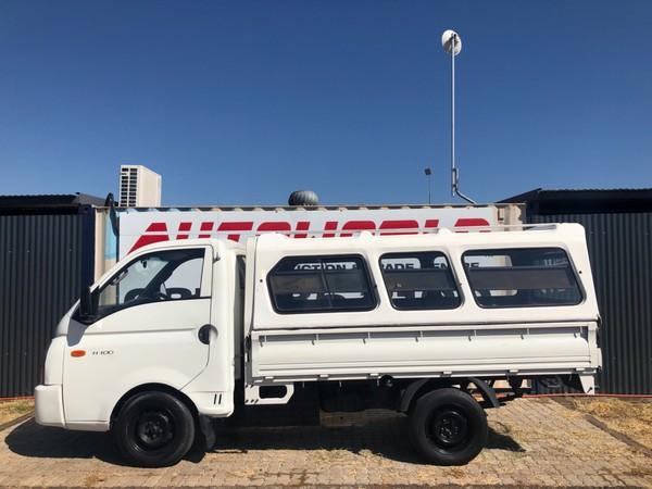 2014 Hyundai H100 Bakkie 2.6d Fc Ds  Gauteng Pretoria_0