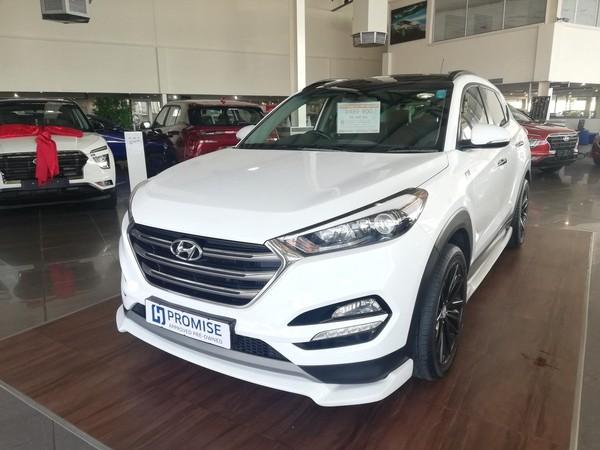2018 Hyundai Tucson 1.6 TGDI Sport DCT 150kW North West Province Rustenburg_0
