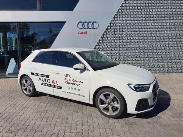2021 Audi A1 Sportback 1.4 TFSI Advanced S Tronic 35 TFSI Western Cape Claremont_0