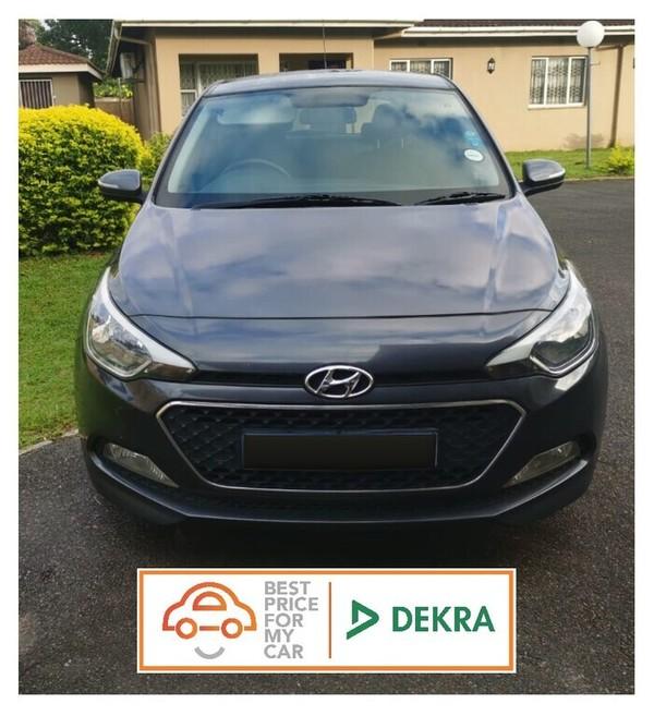 2016 Hyundai i20 1.4 Fluid Western Cape Goodwood_0