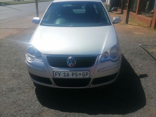 2009 Volkswagen Polo 1.4 Comfortline  Gauteng Soweto_0