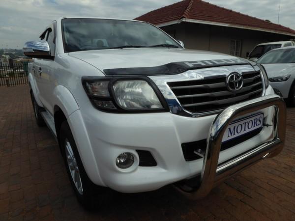 2013 Toyota Hilux 2.7 Vvti Raider Rb Pu Dc  Gauteng Bramley_0
