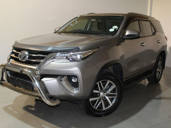 2019 Toyota Fortuner 2.8GD-6 RB Auto Gauteng Springs_0