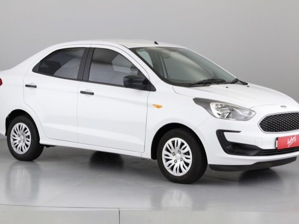 2019 Ford Figo 1.5Ti VCT Ambiente Western Cape Goodwood_0