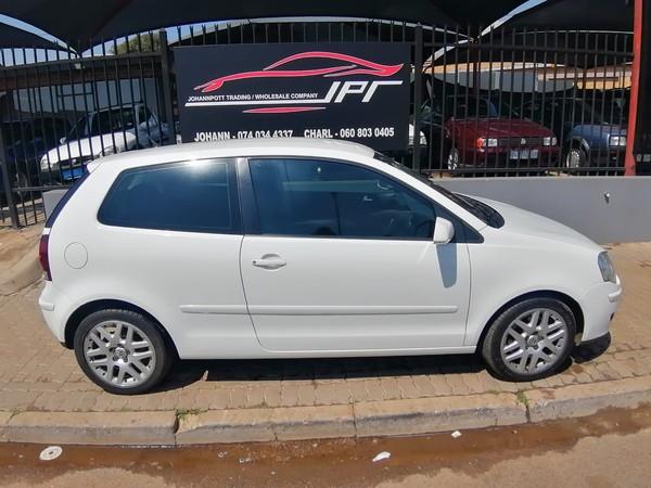 2008 Volkswagen Polo Cross 1.9 Tdi  Gauteng Pretoria_0