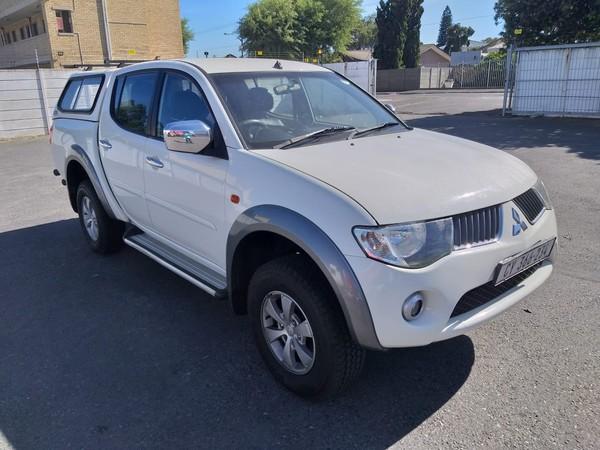 2011 Mitsubishi Triton 2.4 Mpi Abs Pu Dc  Western Cape Bellville_0