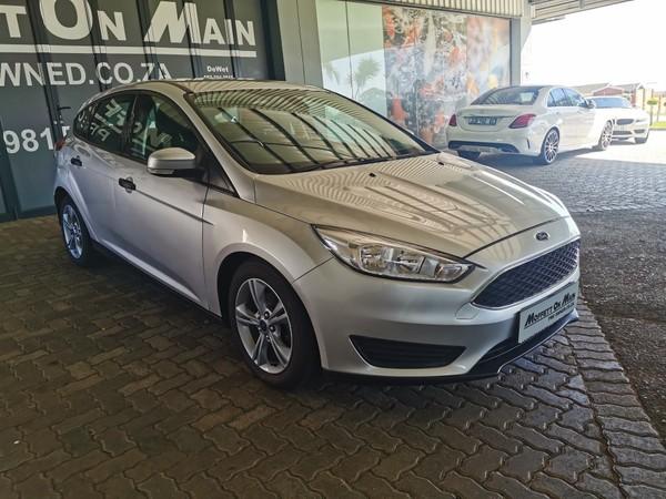 2018 Ford Focus 1.0 Ecoboost Ambiente 5-Door Eastern Cape Port Elizabeth_0