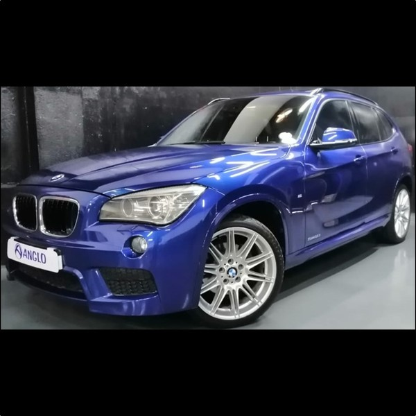 2014 BMW X1 Sdrive20i M Sport At  Gauteng Benoni_0
