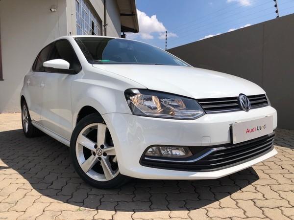 2017 Volkswagen Polo GP 1.2 TSI Comfortline 66KW Gauteng Johannesburg_0
