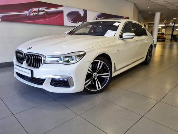 2016 BMW 7 Series 750Li M Sport Gauteng Four Ways_0
