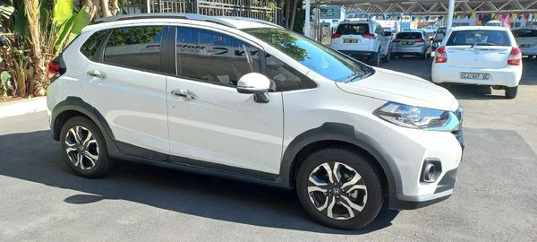 2020 Honda WR-V 1.2 Comfort Kwazulu Natal Pietermaritzburg_0