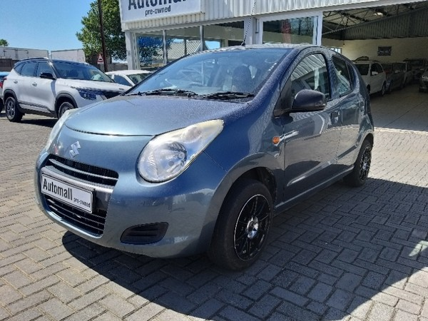 2010 Suzuki Alto 1.0 Gls  Eastern Cape East London_0