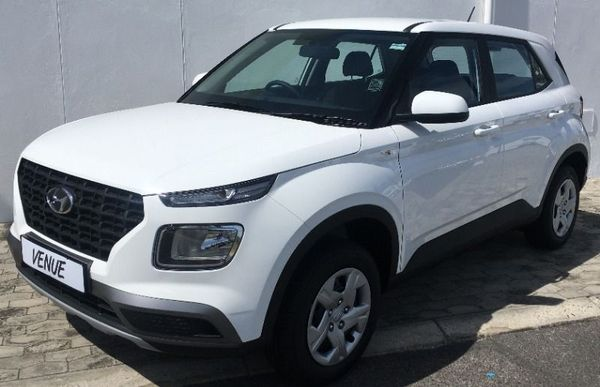 2021 Hyundai Venue 1.0 TGDI Motion Western Cape Hermanus_0