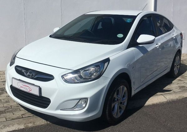 2012 Hyundai Accent 1.6 Gls  Western Cape Hermanus_0