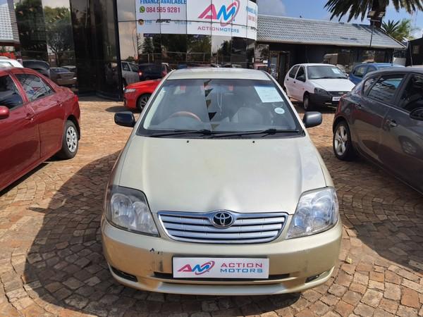 2006 Toyota Corolla 140i  Gauteng Lenasia_0