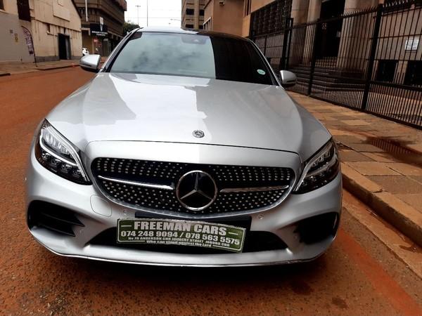 2019 Mercedes-Benz AMG GT AMG GT R Gauteng Johannesburg_0