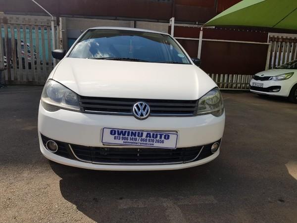 2015 Volkswagen Polo 1.4 Comfortline   Gauteng Johannesburg_0