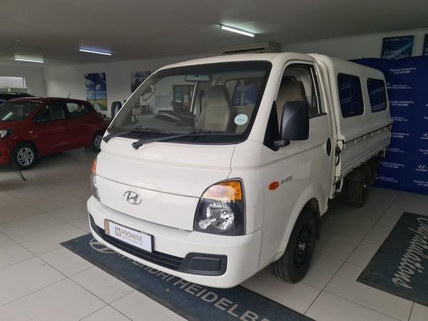 2018 Hyundai H100 Bakkie 2.6d Ac Fc Ds  Gauteng Nigel_0