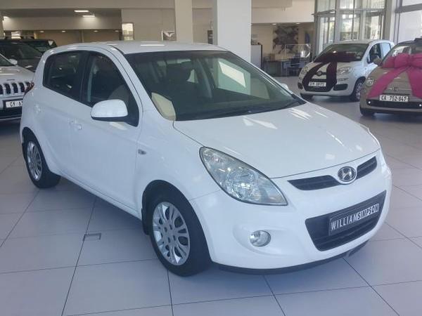 2009 Hyundai i20 1.4  Western Cape Cape Town_0