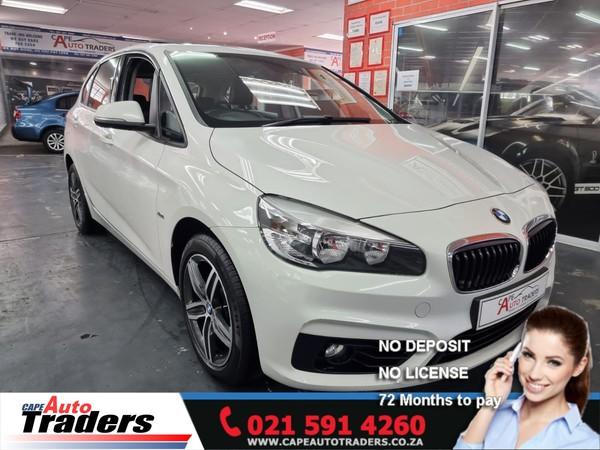 2016 BMW 2 Series 218i Sport Line Active Tourer Auto Western Cape Goodwood_0