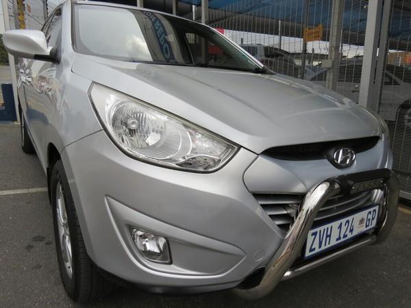 2010 Hyundai iX35 2.0 Gl  Gauteng Johannesburg_0