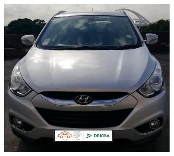 2013 Hyundai ix35 2.0 Gls  Western Cape Goodwood_0