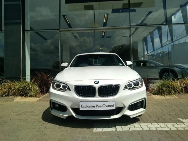 2015 BMW 2 Series 220i M Sport Auto Gauteng Roodepoort_0