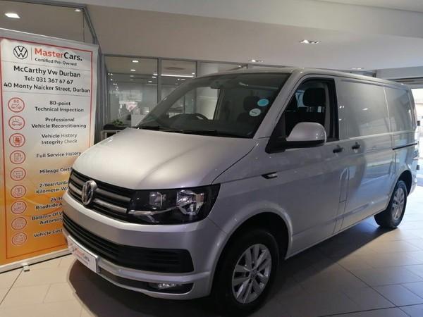 2017 Volkswagen Transporter T6 Sport 2.0TDi 103KW DSG FC PV Kwazulu Natal Durban_0