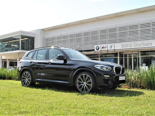 2019 BMW X3 xDRIVE 30d M Sport G01 Kwazulu Natal Durban_0