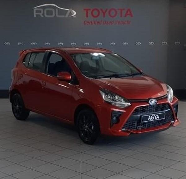 2021 Toyota Agya 1.0 Western Cape Somerset West_0