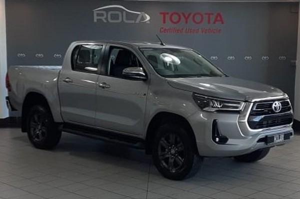 2021 Toyota Hilux 2.8 GD-6 RB Legend Auto Double Cab Bakkie Western Cape Somerset West_0