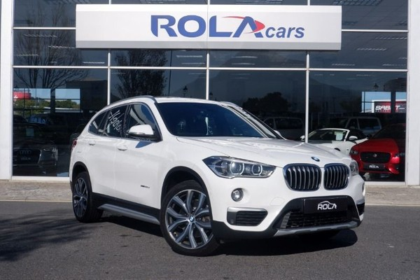 2016 BMW X1 xDRIVE20d Auto Western Cape Somerset West_0