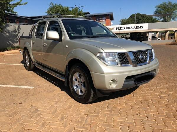 2010 Nissan Navara 2.5 Dci Le Pu Dc  Gauteng Pretoria_0