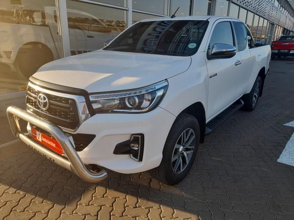 2019 Toyota Hilux 2.8 GD-6 RB Raider PU ECAB North West Province Rustenburg_0