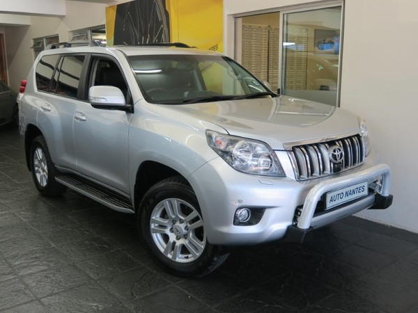 2012 Toyota Prado Vx 4.0 V6 At  Western Cape Paarl_0