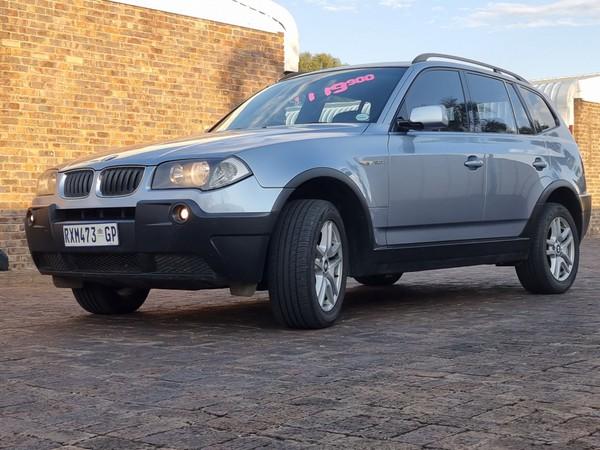 2005 BMW X3 3.0i AT - WOW WHAT A GREAT LOOKER Gauteng Kempton Park_0