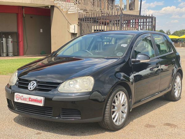 2006 Volkswagen Golf 5 REAL LOOKER VERY RELIABLE Gauteng Brakpan_0