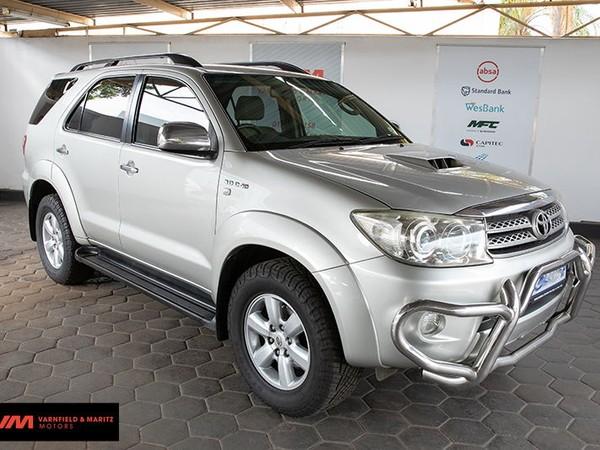 2010 Toyota Fortuner Fortuner 3.0D-4D Raider Gauteng Pretoria North_0