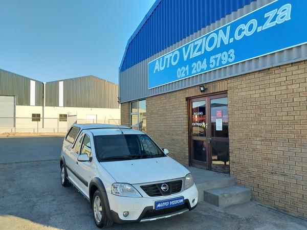 2011 Nissan NP200 1.6 Ac Pu Sc  Western Cape Brackenfell_0