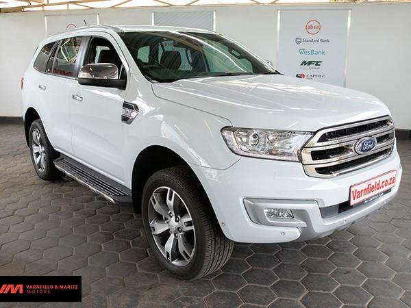 2018 Ford Everest 3.2 LTD 4X4 Auto Gauteng Pretoria North_0