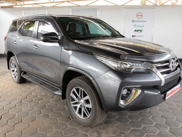 2017 Toyota Fortuner Fortuner 2.8GD-6 AT Gauteng Pretoria North_0