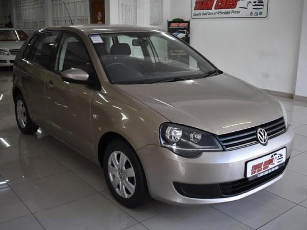 2016 Volkswagen Polo Vivo 1.4 Trendline 5Dr Kwazulu Natal Durban_0