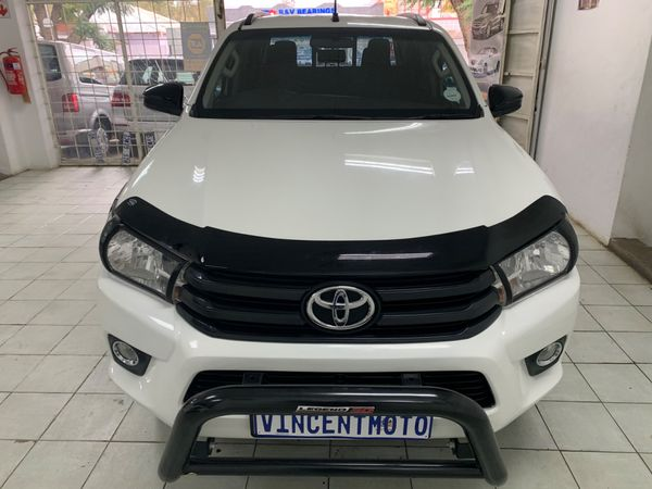 2017 Toyota Hilux 2.4 GD-6 Raider 4x4 Double Cab Bakkie Gauteng Johannesburg_0