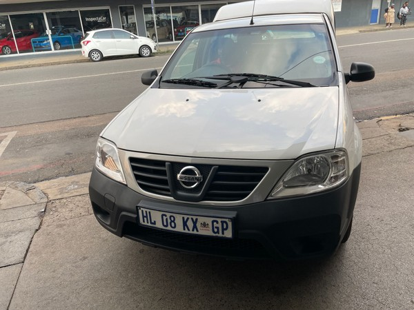2018 Nissan NP200 1.6  Ac Safety Pack Pu Sc  Gauteng Pretoria_0