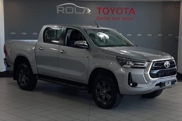 2021 Toyota Hilux 2.8 GD-6 RB Raider Auto Double Cab Bakkie Western Cape Somerset West_0