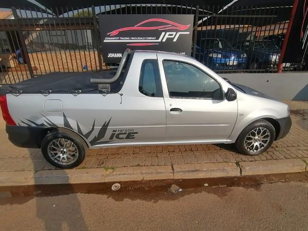 2017 Nissan NP200 1.6 ICE Single Cab Bakkie Gauteng Pretoria_0