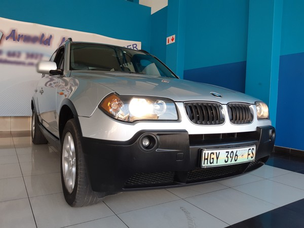 2005 BMW X3 2.5i At  North West Province Klerksdorp_0