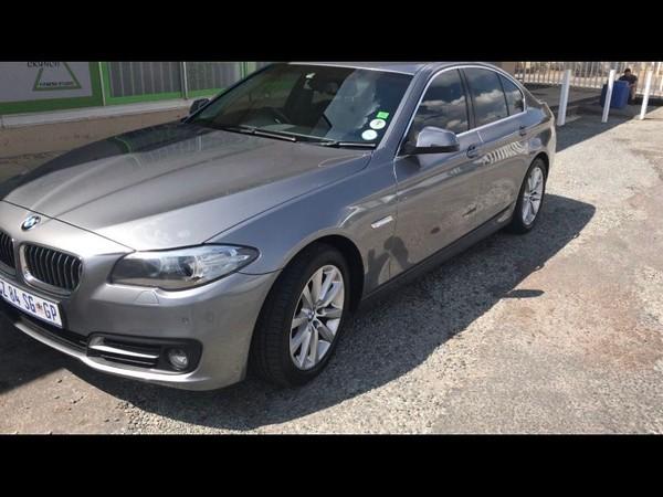 2014 BMW 5 Series 520i Auto Modern Line Gauteng Pretoria_0