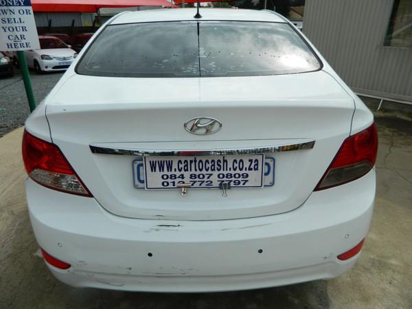 2014 Hyundai Accent 1.6 Gls  Gauteng Centurion_0