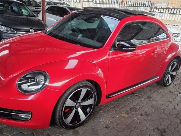 2013 Volkswagen Beetle 1.4 TSI Sport Auto Gauteng Jeppestown_0